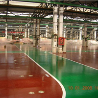 承接常州环氧树脂防静电地坪施工