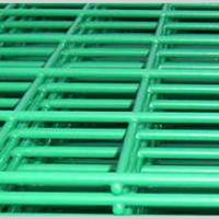 大量低价供应各色浸塑电焊网