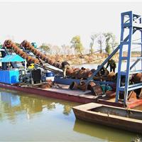 重庆河道砂矿采沙设备厂家 河道砂矿采沙设备最新报价