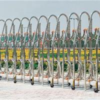 供应甘肃兰州不锈钢电动伸缩门厂家直销