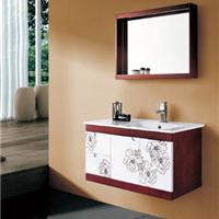 供应平板浴室柜|实木浴室柜