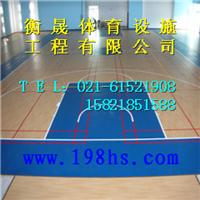供应上海塑胶网球场篮球场的区别