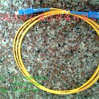 供应SC-PC单模单芯光纤跳线