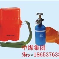 供应ZYX120 隔绝式压缩氧自救器