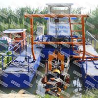 挖沙船是沙场,河道挖沙的专业械,性能可靠,成本低产量大。