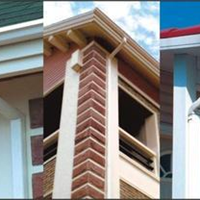 供应pvc成品天沟  PVC落水管   天沟檐槽