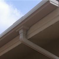供应pvc屋面排水  屋面檐沟   屋檐天沟