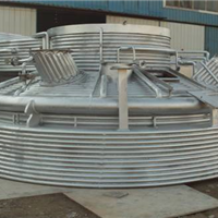供应钢包精炼水冷炉盖