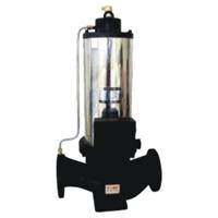 供应PBG系列屏蔽式管道泵