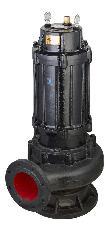 供应QW型移动式无堵塞潜水排污泵