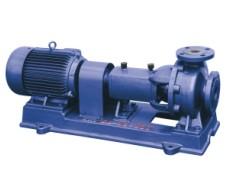 供应IHF型单级单吸氟塑料合金化工离心泵