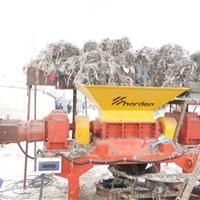 供应RDF固废破碎机 RDF废弃物撕碎机