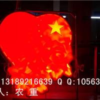 供应独特LED爱党心灯 780元LED国旗灯专卖
