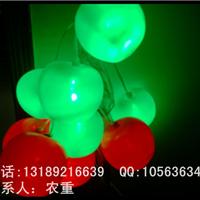 供应LED苹果灯串-LED水果灯串之家