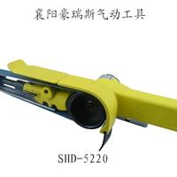 供应豪瑞斯20X520气动砂带机|砂带打磨机