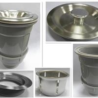 供应各种型号不锈钢水槽下水器
