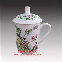 定制礼品陶瓷茶杯,活动纪念礼品陶瓷茶杯