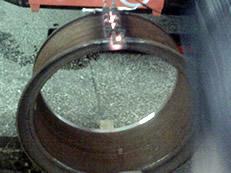 W截齿焊接设备,链轮淬火设备,标准件透热