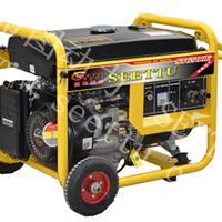 5kw电启动汽油发电机/家用汽油发电机价格
