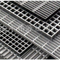 福建镀锌钢格板不锈钢格栅板踏步板沟盖板