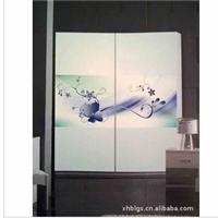 供应玻璃移门 移门玻璃 艺术玻璃 喷绘玻璃