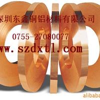 推荐环保铜带-C5210磷青铜带-宁夏T2紫铜带