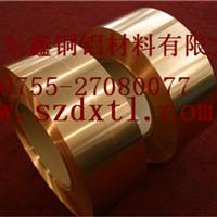 锌白铜带-C1100无氧紫铜带-W65钨铜板