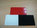 供应红色黑色白色烤漆玻璃