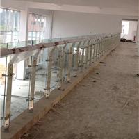 供应不锈钢扶手 立柱 承接各种围栏工程