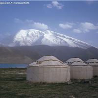 金雨发帐篷厂景区蒙古包