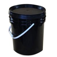 福州18L黑色润滑油塑料桶,18L润滑油塑胶桶