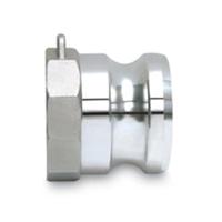 316不锈钢A型快速接头、内螺纹接头、公接头