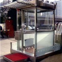 南通岗亭|南通不锈钢岗亭,企业形象的象征