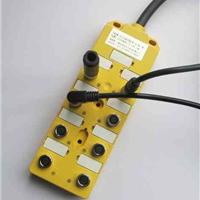 传感器执行器M12多接口分线盒NPN