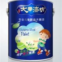 中国十大民族油漆大华漆坊儿童健康木器漆