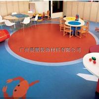 供应幼儿园学校专业pvc塑胶地板、环保地板