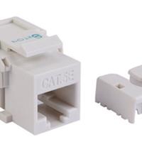 RJ45超五类非屏蔽模块低报价高质量5.5元/个