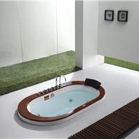 供应按摩浴缸冲浪砌入式时尚浴缸厂直销一套起订水疗浴缸别墅浴缸