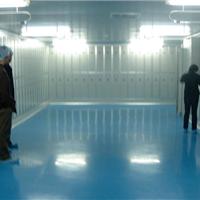供应青岛环氧树脂滚涂防静电地坪