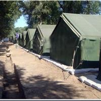 供应郑州金雨发帐篷厂移民安置帐篷