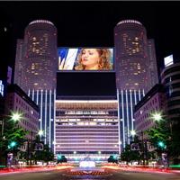 供应宣汉县久久宾馆广告LED全彩屏工厂