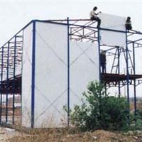 兰州彩钢饰板/甘肃C型钢生产 首选 甘肃鑫金锐钢结构公司