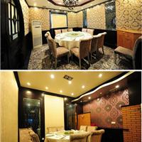 成都餐厅设计 餐厅装修设计案例