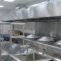 供应厨房:不锈钢设备