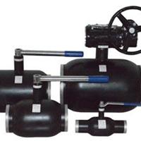 供应进口法兰全焊接球阀-德国莱克品牌