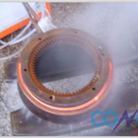 感应热处理生产线/中频IGBT感应调质生产线