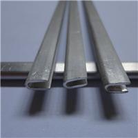 槽铝铝槽钢 C型包边槽铝 6063等边包边铝槽