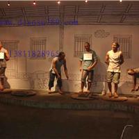 北京校园文化浮雕壁画【校园人物雕塑】孔子