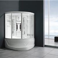 供应单人干湿蒸汽房整体淋浴房干湿蒸桑拿