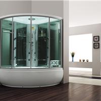 供应优质亚克力带缸蒸汽房整体淋浴1件起